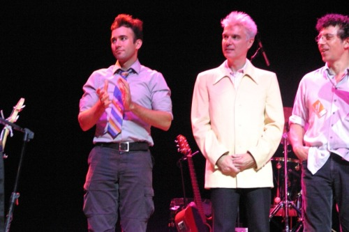 fuckyeahsufjanstevens:  Trying to outdo David Byrne's coif but it's not working (via jensnow)