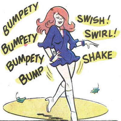 comicallyvintage:  Bumpety Bumpety Bumpety Bump Swish! Swirl! Shake (via: the-isb)