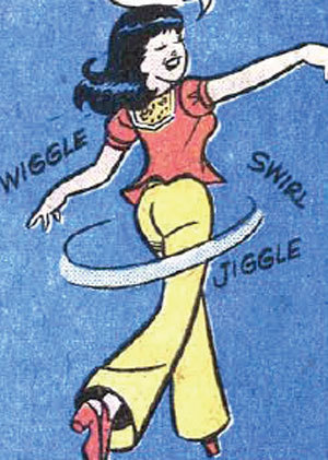 comicallyvintage:  Wiggle Swirl Jiggle (via:the-isb)