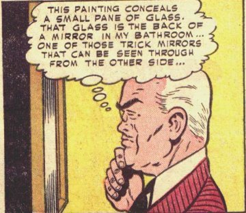 comicallyvintage:  Commissioner Gordon, Pervert.