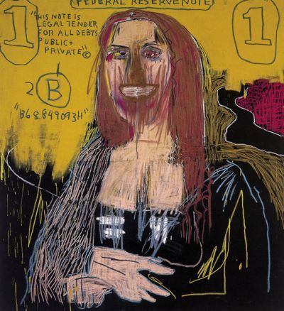 Name: Jean-Michel BasquiatWork Title: Mona Lisa