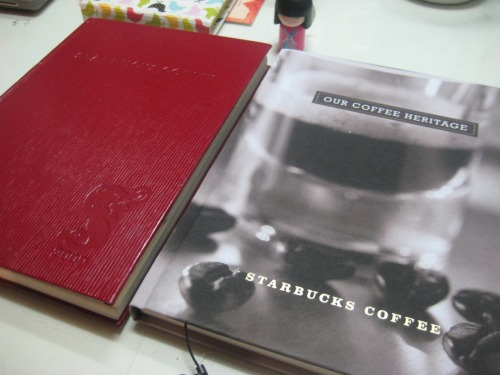 I'll surely miss my twenty-o-nine planner…!!! Hello twenty-ten :))