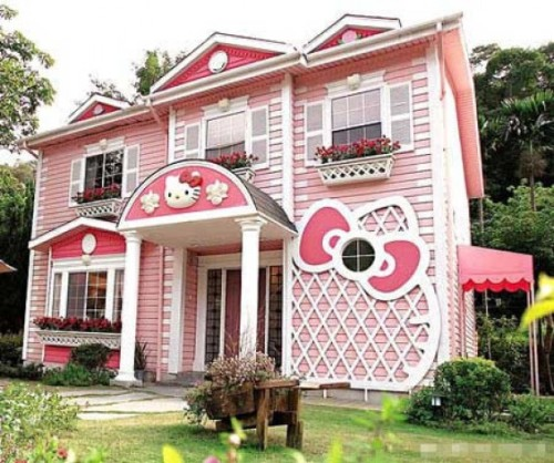 YUHMM – Taste it. » Hello Kitty House – WTF