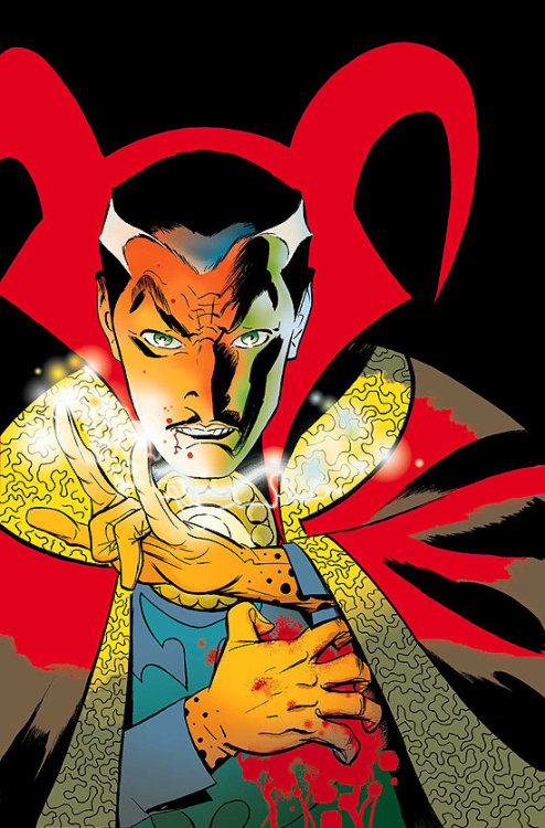 Doctor Strange: The Oath #1 by Brian K. Vaughan and Marcos Martin