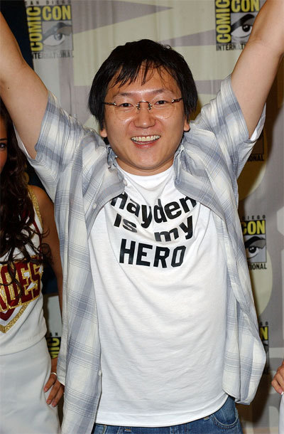 theastralgypsy:  Masi Oka is quite possibly the cutest thing in the whole world ♥  YES! true fact.