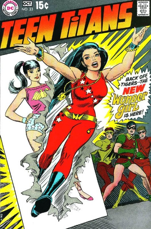 Teen Titans #23 by Bob Haney and Nick Cardy