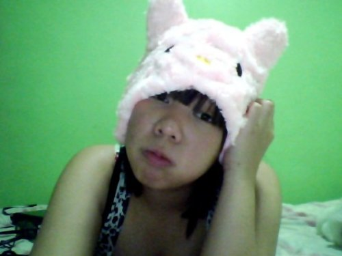 Hello Kitty hat.  Submitted by yellatalatala