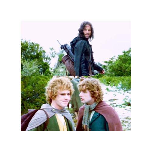 notulysses:  Pippin Took: What about second breakfast?Merry Brandybuck: I don't think he knows about second breakfast, Pip. Pippin Took: What about elevenses? Luncheon? Afternoon tea? Dinner? Supper? He knows about them, doesn't he? The Lord of the Rings: The Fellowship of the Ring (2001)