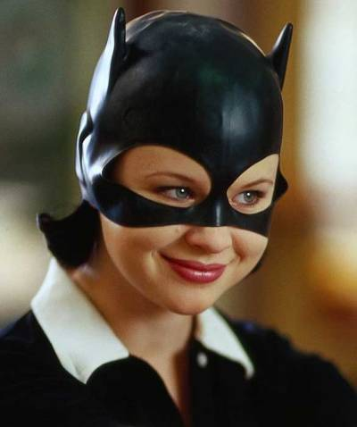 This mask from Ghost World is like the opposite of an impulse buy. Something you see somewhere and want for years, waiting until you find a way to actually buy it from someone, somewhere. And yes, I've checked in sex shops. I am in Montreal, after all. No dice. Maybe I'll have to settle for this copy of Enid's raptor tee.
