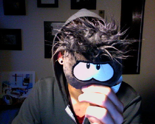 gpoyw - beanie thing head face edition.