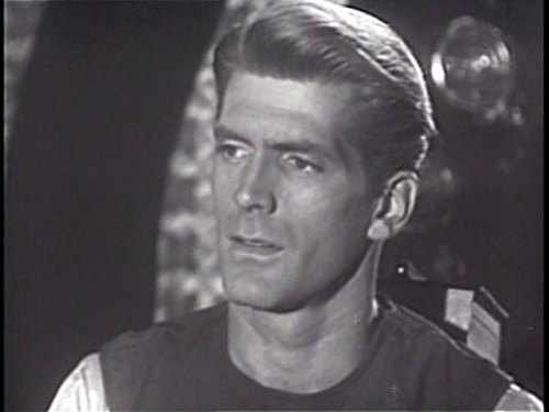 Steve Holland as Flash Gordon in the 1950s TV series. via upload.wikimedia.org