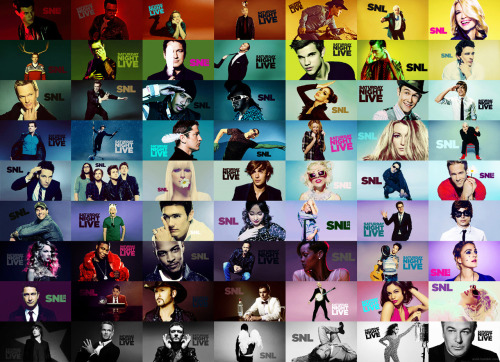 fuckyeahsnl:  avid:  SNL Portraits: Rainbowfied! (Photography by Mary Ellen Matthews)