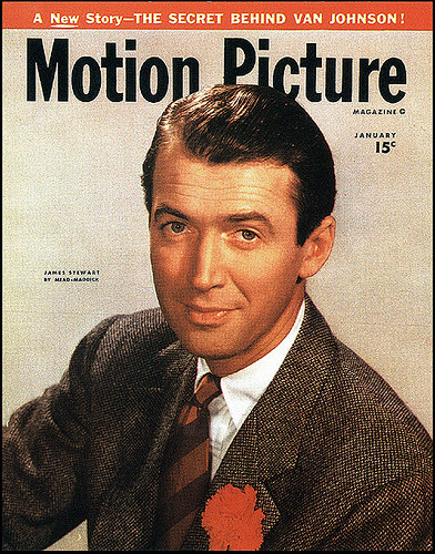 retrogasm:  Jimmy Stewart…my wife's favorite