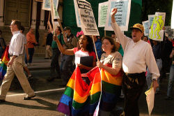 120-Gay Marriage Rallies March-May '04 (via Violentz)