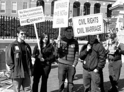037-Gay Marriage Rallies March-May '04 (via Violentz)