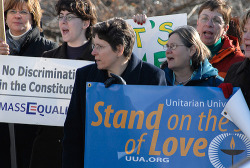025- Anti-Gay Marriage Ammendment Protest (via Violentz)