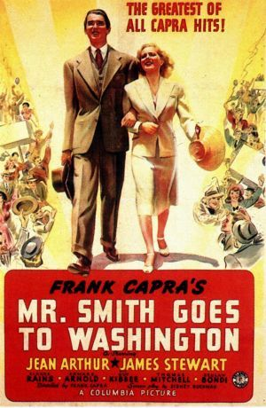 Poster for Mr. Smith Goes To Washington (1939)