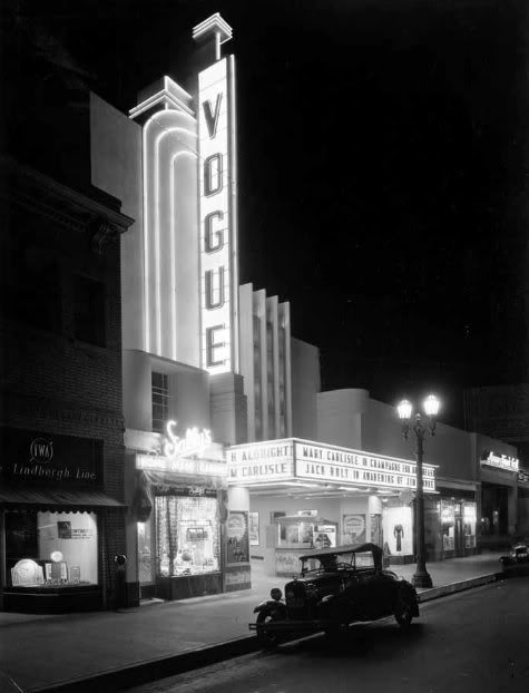 Before the age of multiplexes.