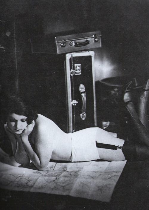 billyjane:1000 dessous:Manasse, c.1930s