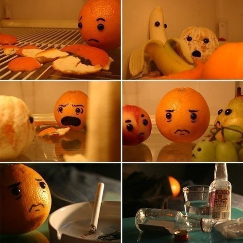 poor Mr. Orange :(