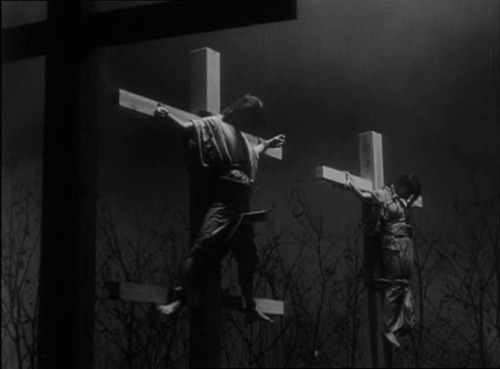 The Crucified Lovers (1954, dir. Kenji Mizoguchi)