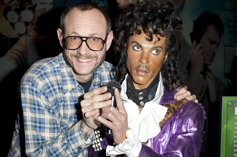 terrysdiary:  Me and Prince