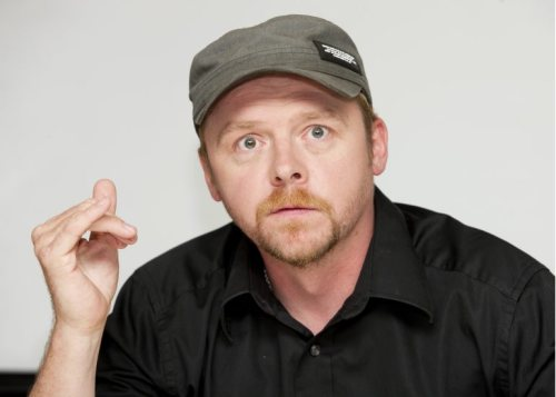 fysimonpegg:  (via ibluemyself)  (via blinkandyouredead-deactivated20) HAPPY FRIDAY GUYS. WE HAVE SKIPPED TO THE END.