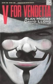 V for Vendetta - Alan Moore & David Lloyd