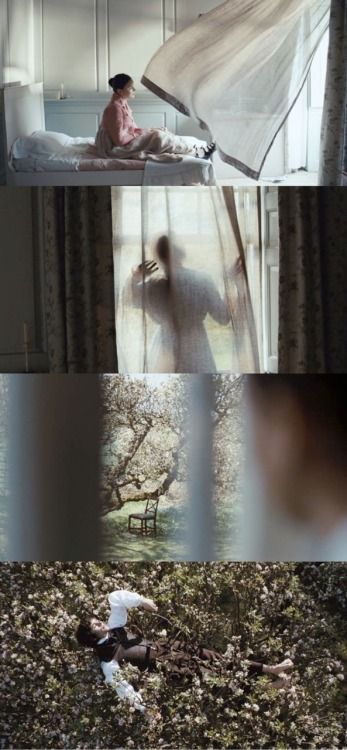 One of my moviesinframes: Bright Star, 2009 (dir. Jane Campion)