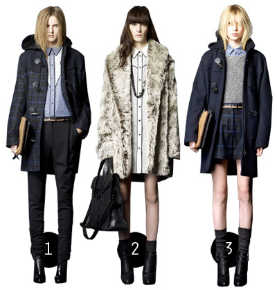 textbook:  proenza schouler pre-fall 2010 thoughts: awesome.  shit. that is gorgeous. want it all.