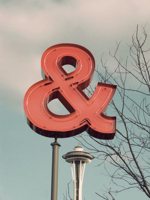 then… avgas:nevver:   The Ampersand in Design and Art