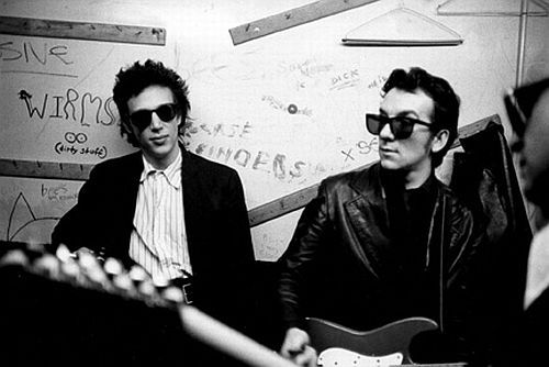 Richard Hell & Elvis Costello