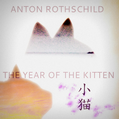 "Vulpiano Records release VULP-0007, Anton Rothschild's The Year of the Kitten. An expert blend of poppy and electronic elements with a dash of melancholy from the start in title track ""The Year of the Kitten"", Anton's newest release is one of his best and certainly an EP I am proud to have part of the catalog here. Anton, also affiliated with the consistently excellent Dainty Records (including release The Diffident, a top independent artist release of 2009 at A Future in Noise) is a master of the melancholy, as his Last.fm bio states: ""the bleak heart of his music is nestled delicately within a blanket of cathartic, almost uplifting compositions"". ""Eurostentialism"" and ""The Completist"" are truly danceable, while ""A Town Beside the Sea"" turns the mood more somber and introspective and ""Mouser"" closes out The Year of the Kitten with a glimmer of hope and calm. My favorite EP of 2010 thus far! Download here: http://www.mediafire.com/?mmgkumazm22 Anton Rothschild: Last.fm 