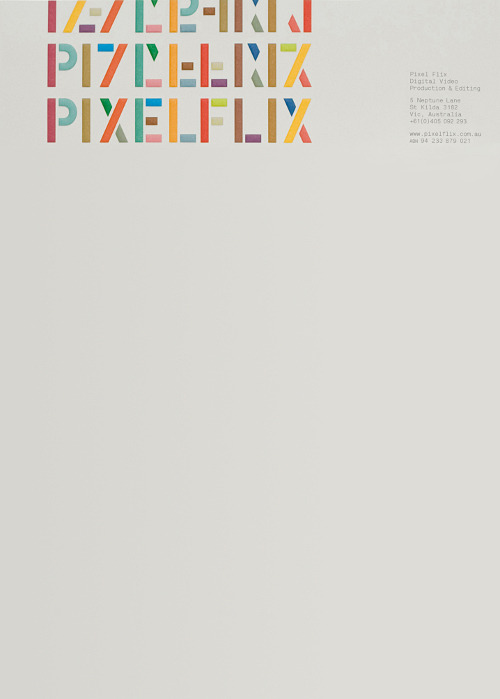 Pixel Flix, 2009 | Source