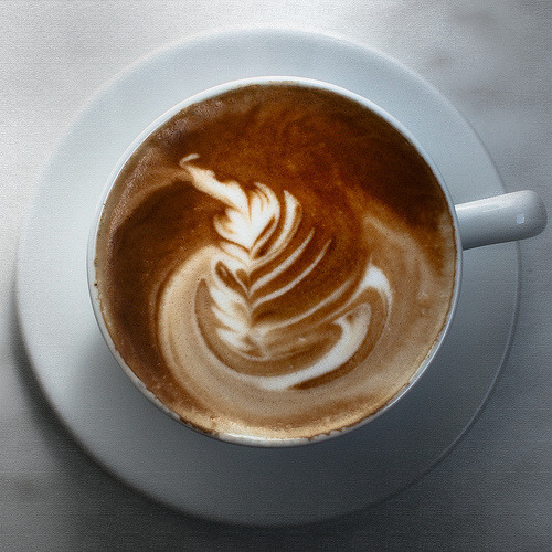 artinmycoffee:  try again - LatteArt (via now.is)