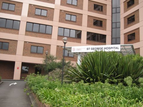 St George Hospital. A South Eastern Sydney and Illawara Area Health Service (SESIAHS) Public Hospital. Gray St Kogarah NSW 2217