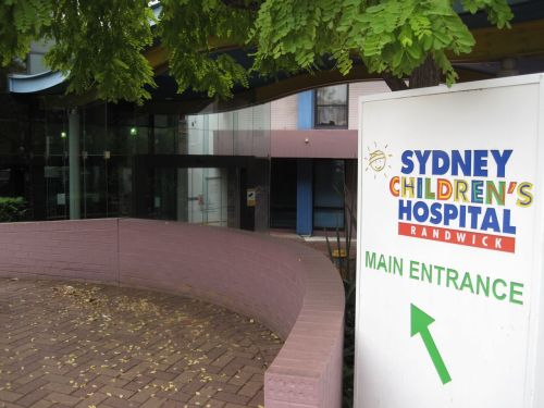 The Sydney Children's Hospital. A South Eastern Sydney and Illawarra Area Health Service (SESIAHS) Public Hospital. High St Randwick NSW 2031