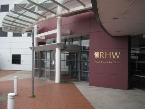 The Royal Hospital for Women. A South Eastern Sydney and Illawarra Area Health Service (SESIAHS) Public Hospital. Barker St Randwick NSW 2031