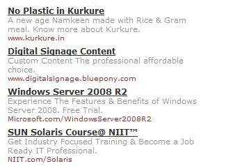 "Saw a Kurkure advertisement on a website titled ""No plastic in Kurkure"". ROTFL!"