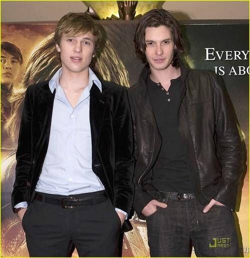 william moseley and ben barnes. William Moseley - Sheepscombe