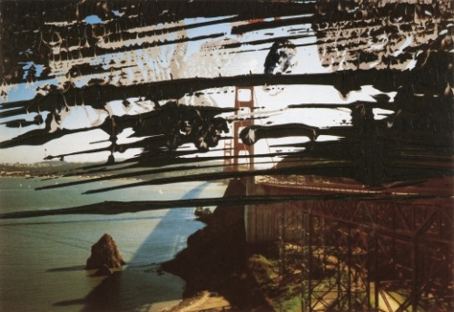 Gerhard Richter, San Francisco, 1989