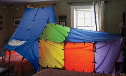#12. Make a fort (and adventure within…)