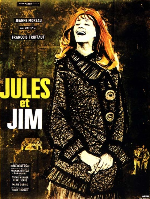 Jules and Jim, 1962
