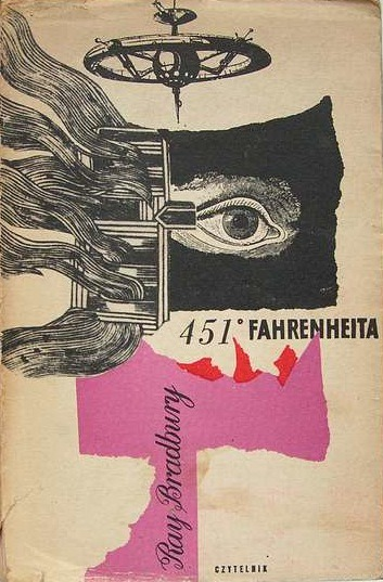 Polish book cover via A Journey Round My Skull