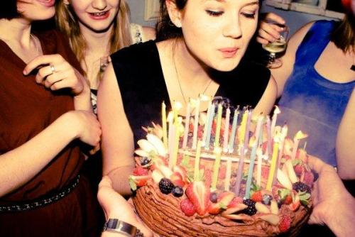 bonniewrightdaily:  Bonnie's 18th Birthday Party (: