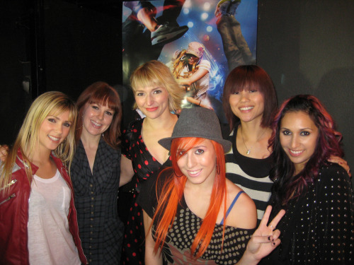 BF at the BGirl The Movie DVD Release Party! (Credit: Sthanlee B. Mirador)