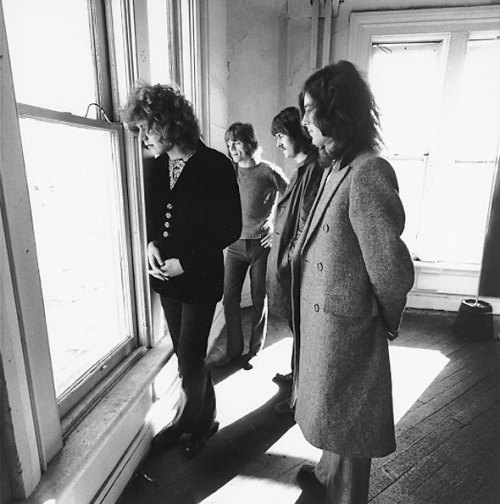 Led Zeppelin, photo: Herb Greene