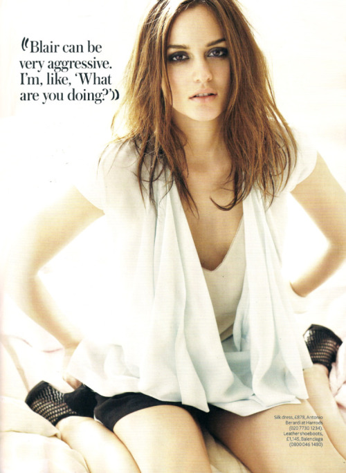 Instyle UK - March 2010.