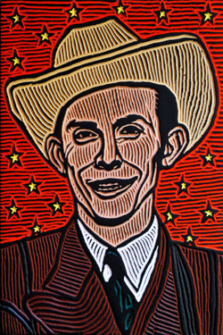 boiledbones:  frankensteinsbride1313:  Hank Williams (via Lisa Brawn)