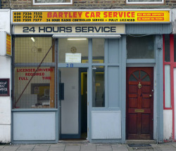 Bartley Car Service, Gillespie Road N5